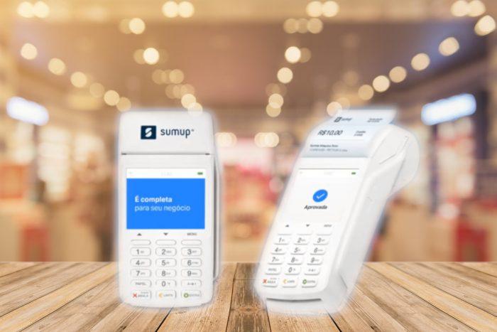 sumup-total-700x467 7 Melhores Máquinas de Cartão de Crédito que dispensam celular em 2019