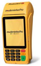 moderninha-pro-231h Melhores Máquinas de Cartão de Crédito com Recibo
