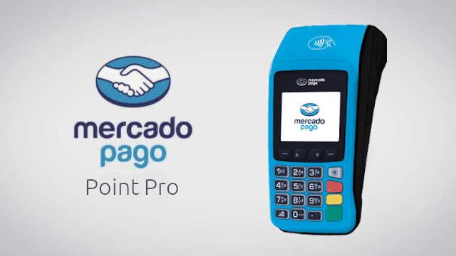 mercado-pago-point-pro Melhores Máquinas de Cartão de Crédito com Recibo