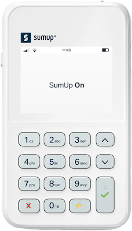 sumup-on-231h Moderninha ou SumUp On: Qual a melhor máquina de cartão sem celular?